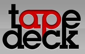 TapeDeck logo