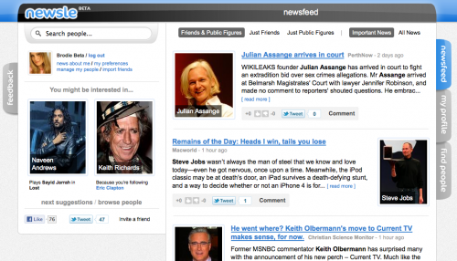 Picture 271 500x286 Newsle: A mixture of Facebook and Google Alerts (Beta Invites)