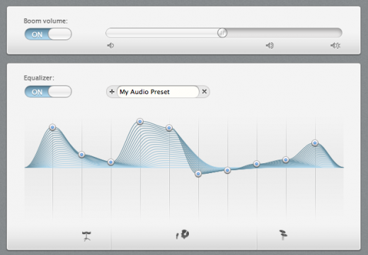Picture 5 520x361 Boom: A Mac app to pump up the volume by 400 percent