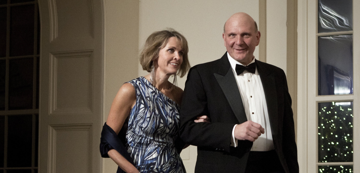 Why Ballmer wasn't at the Obama tech dinner