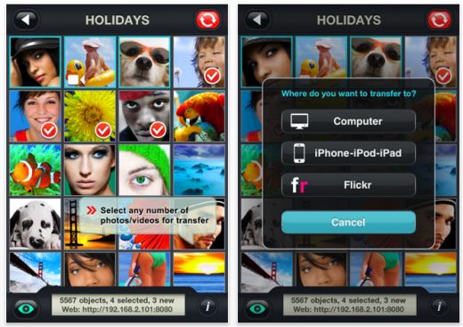 Picture 82 520x367 PhotoSync: Transfer media between iOS devices, Mac and PC