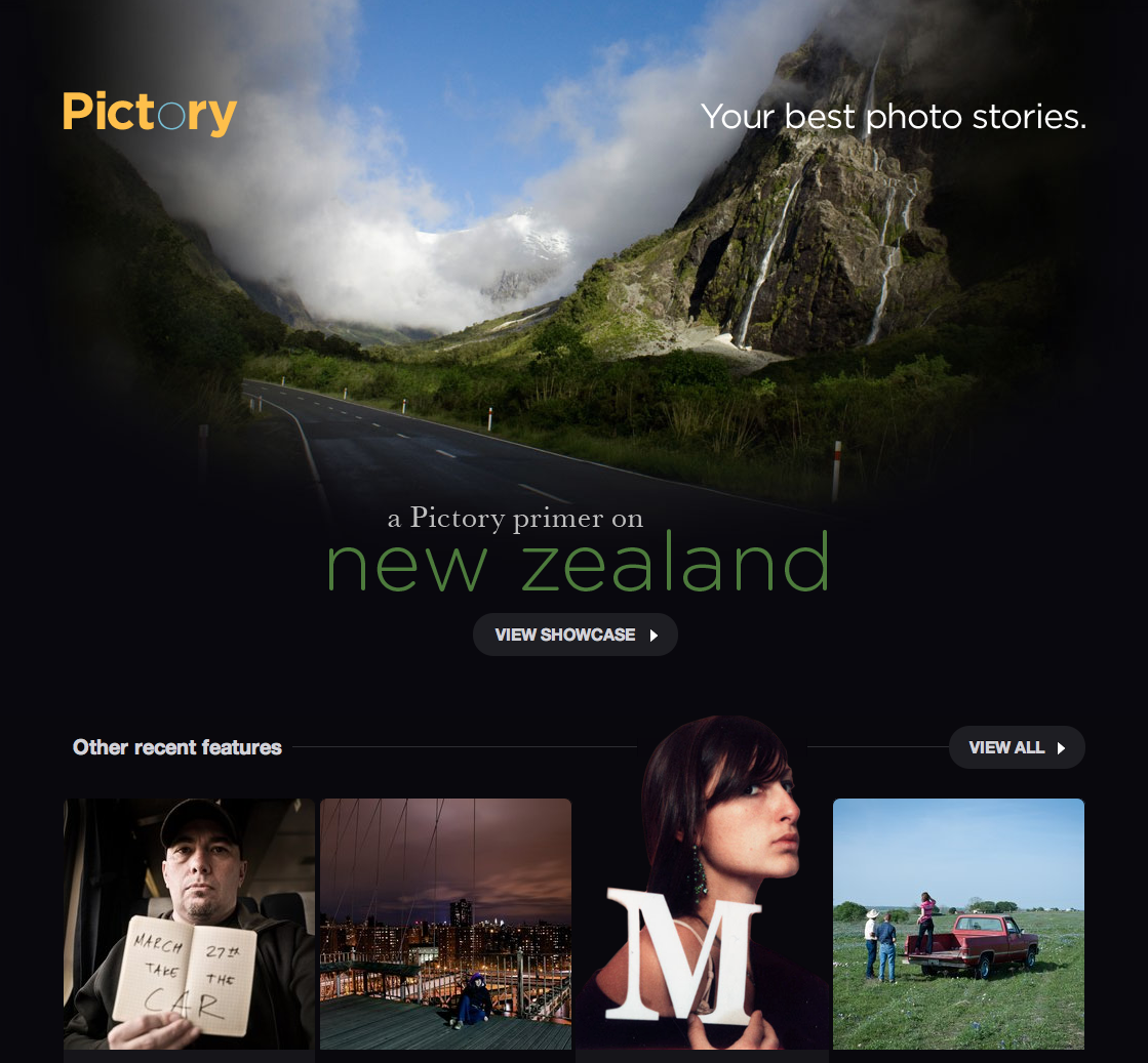 Picture 996 Pictory wants you to tell stories through stunning photography