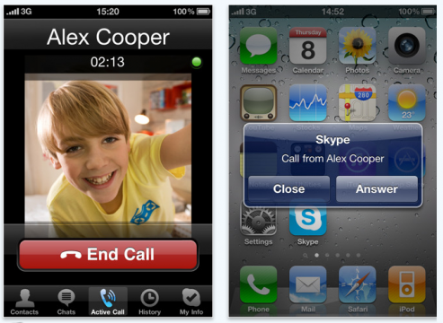 SKYPE 10 Free iPhone Apps to Help You Save Money