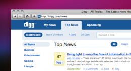 Screen shot 2011 01 31 at 6.03.44 PM 260x141 New features and a new design come to Digg. No, for real this time.