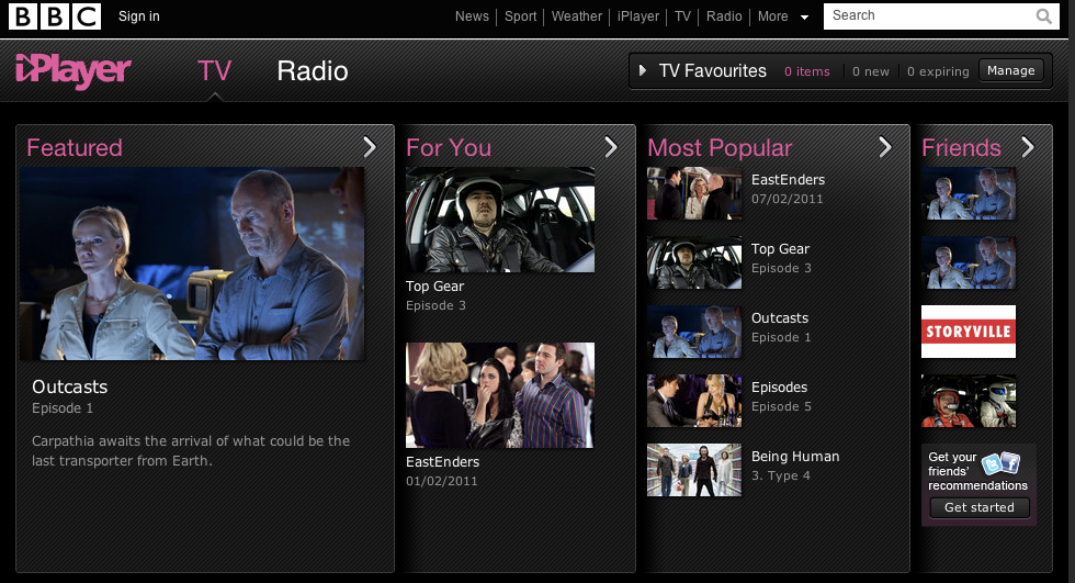 BBC iPlayer Android App Launches
