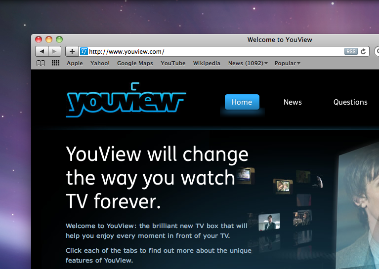 "UK Internet TV service YouView confirms delays, will launch ""early 2012"""