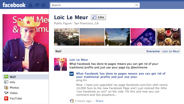 Screen shot 2011 02 10 at 8.26.51 PM How to get the most from the new Facebook pages