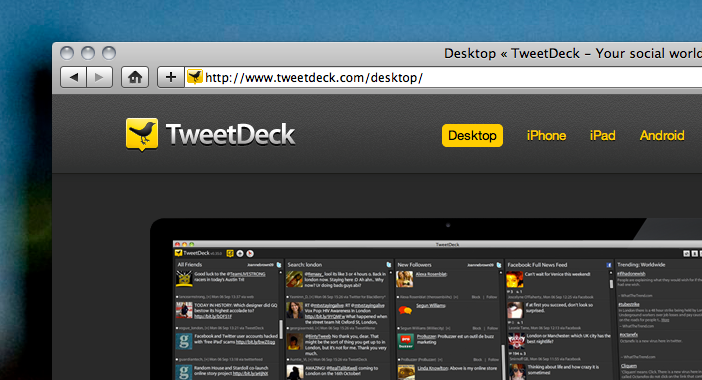 UberMedia Acquires TweetDeck