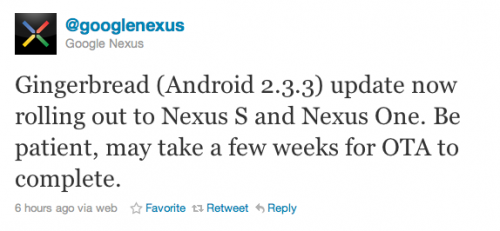 Screen shot 2011 02 23 at 07.46.48 500x231 Google rolls out Gingerbread update to Nexus S and Nexus One devices