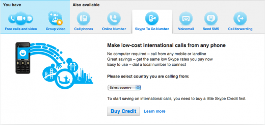 Screen shot 2011 02 25 at 10.36.05 520x245 Skype relaunches Skype To Go: Cheap international calls from ANY phone [Updated]
