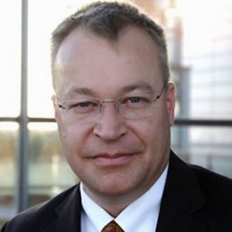 Stephen Elop Nokias new 006 300x300 260x260 Nokia CEO: Our Platform is Burning