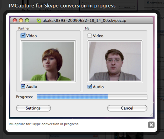 recording skype video - Isken kaptanband co