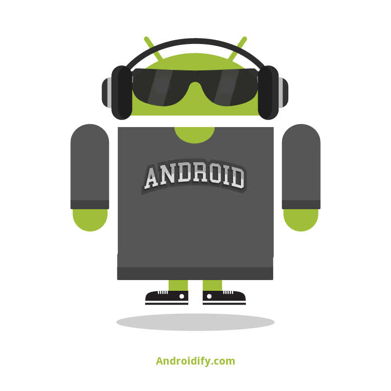 ANDROID ANDROID fan? ANDROIDify yourself with the official mobile app.