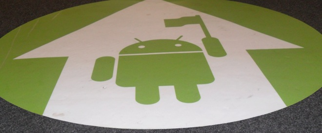 A tour of Google's impressive Android stand at MWC [Video]