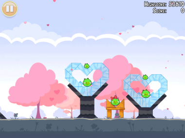 angrybirds12 Angry Birds Valentines Edition: Images Leaked