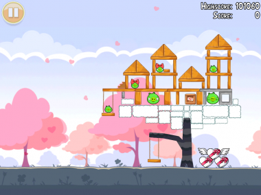 angrybirds42 Angry Birds Valentines Edition: Images Leaked