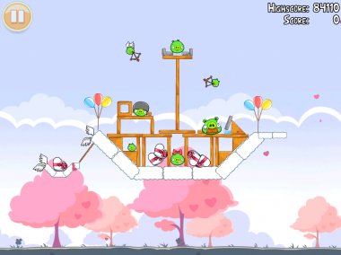 angrybirds52 Angry Birds Valentines Edition: Images Leaked