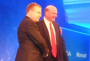 ballmer elop Nokia and Microsoft: A dream match, but far too late?