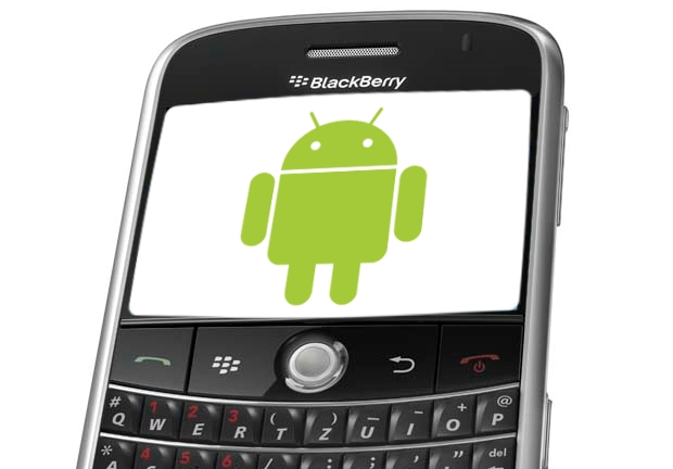 BlackBerry Android app capabilities emerge following ShopSavvy deployment