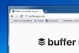 buffer app 260x175 Buffer: A minimalist web app for people who like to tweet a lot. [Free Premium Memberships]