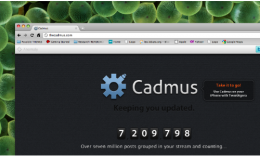 cadmus 260x156 Round Up of 5 Cool APIs for Developers