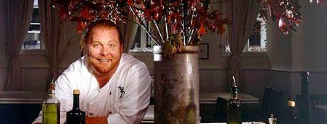 Mario Batali joins Foursquare, leaves yummy tips