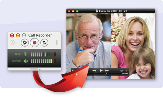 ecamm call recorder for mac seamlessly gives you recording controls in skype it comes with an automatic recording feature like mp3 skype recorder