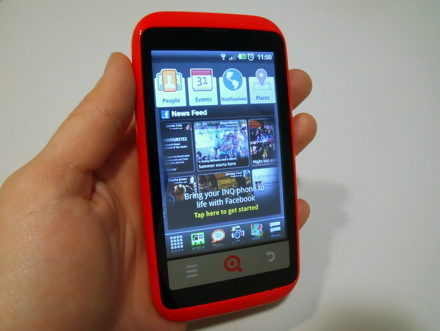 A look at INQs Facebook phone, but is a tablet the bigger story?