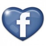 facebook heart icon 200x200 150x150 How to find love on Facebook