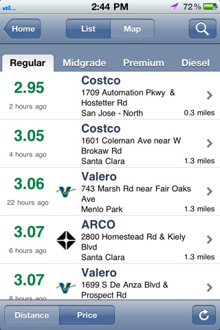 gas 10 Free iPhone Apps to Help You Save Money