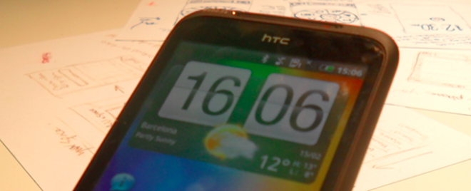 Hands on with the HTC Desire S, Incredible S and Wildfire S [Video]