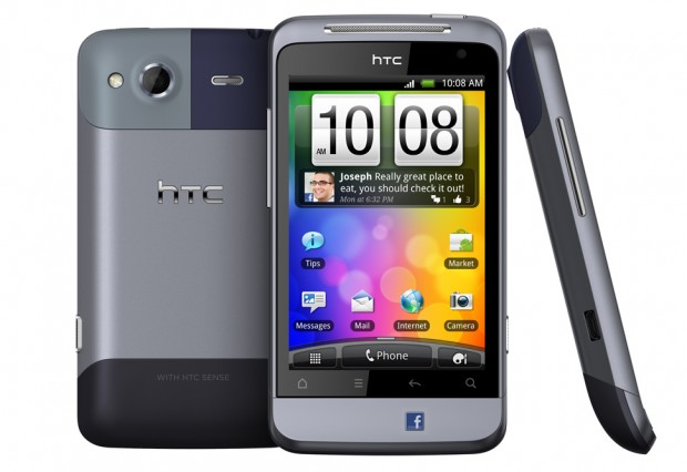 htcsalsa3 620x426 HTC announces the HTC Salsa and HTC ChaCha, the Facebook phones you were looking for