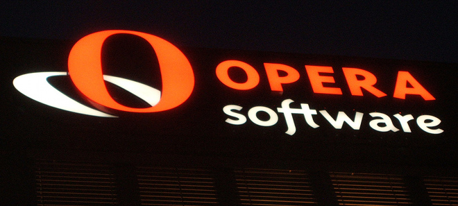 Opera exceeds 100 Million mobile users per month