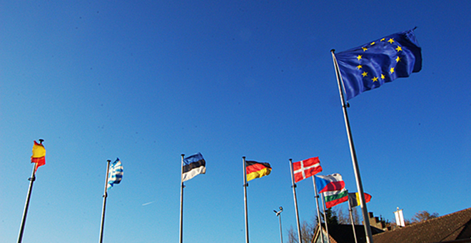 Google and EU said to be in talks to resolve antitrust case