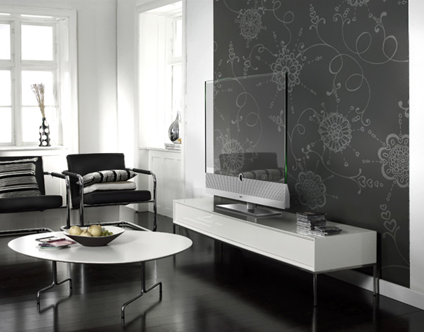 invisio Loewe Invisio: A Stunning Transparent Flat Screen TV