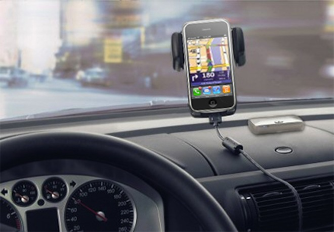 DriveWise fights distracted driving. Listen to blogs with a single button press.
