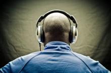 listening-with-headphones