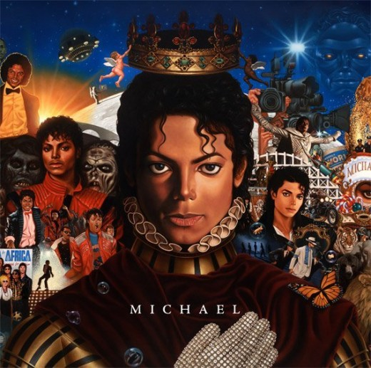 michael album cover jackson 520x517 Crowdsourced video by Michael Jackson fans: Dont stop til you get enough