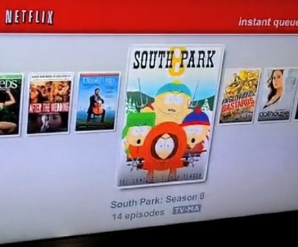 Qpicker. Netflix Instant Queue selection aid for those in need