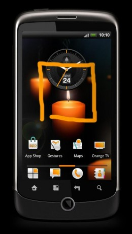 orange launches orange gestures and smart live wallpapers for orange android homescreen 116144649 1 260x461 Orange launches new Gestures and Live Wallpapers for Android handsets