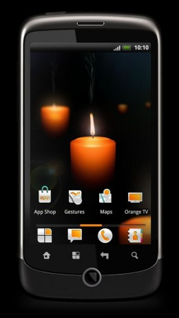 orange launches orange gestures and smart live wallpapers for orange android homescreen 116144649 260x461 Orange launches new Gestures and Live Wallpapers for Android handsets