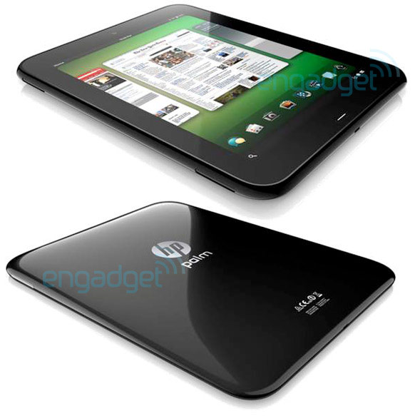 palm touchpad 1297269685 HP unveils 3 new devices, including its new TouchPad tablet