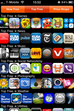 photo 21 260x390 AppsFire releases AppDeals, monitors App Store price drops as they happen