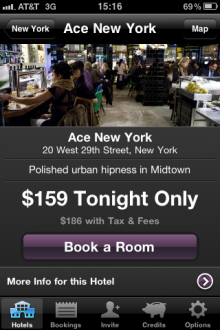 photo1 220x330 The Hotel Tonight app offers sweet same day hotel deals