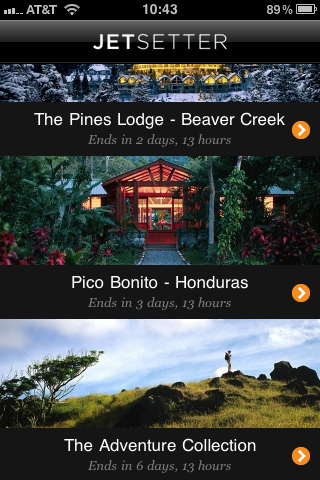 photo21 Jetsetter releases a stellar new iPhone app for exclusive travel deals