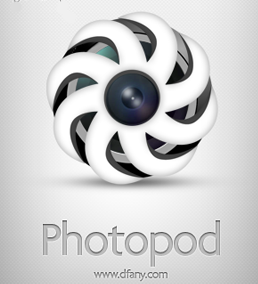 photopod logo Photopod: Manage your photos across the Web right from your iPhone