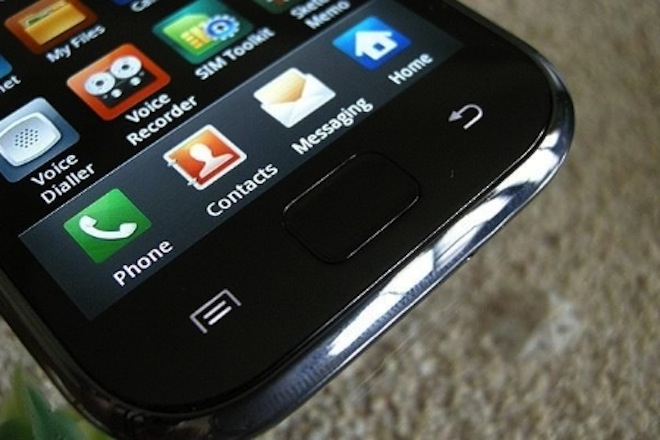 Gingerbread reportedly coming to Galaxy S in March