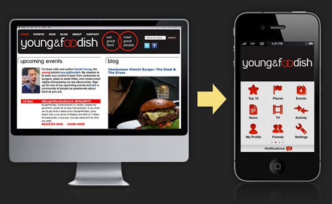 shoutemPR3 You need a mobile app. ShoutEm makes its creation incredibly easy.