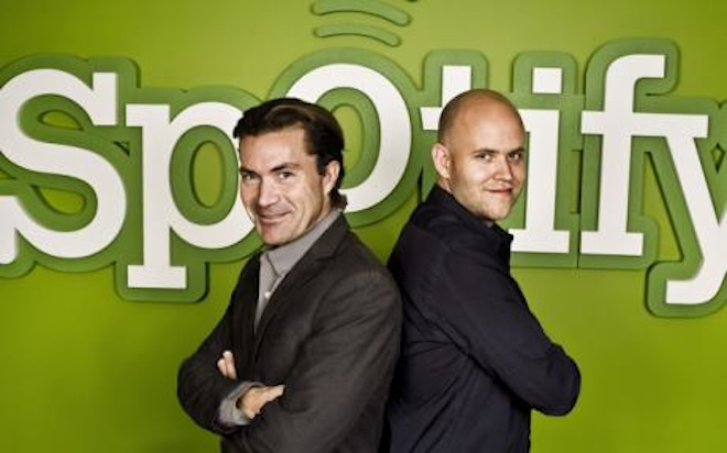 Spotify is one step closer to a US launch with rumors of EMI agreement