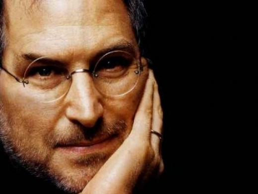 Steve Jobs, Eric Schmidt and Mark Zuckerberg to Meet With President Obama. Wait, Steve Jobs??